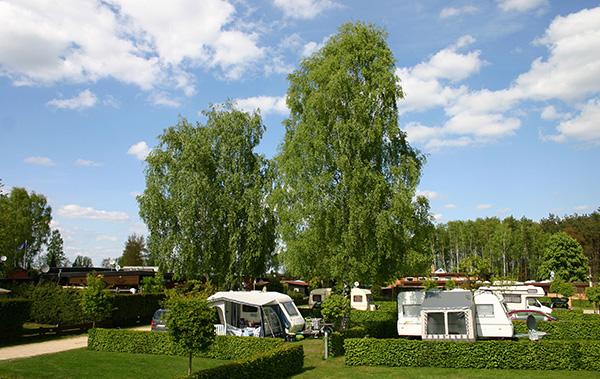 Campingplatz am Hardausee
